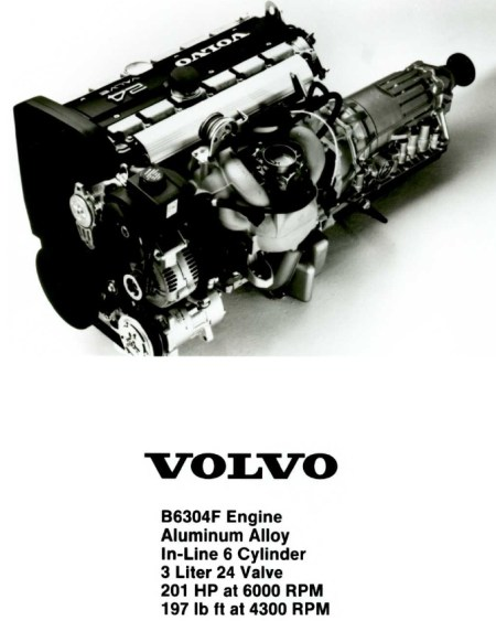 Volvo modular 6