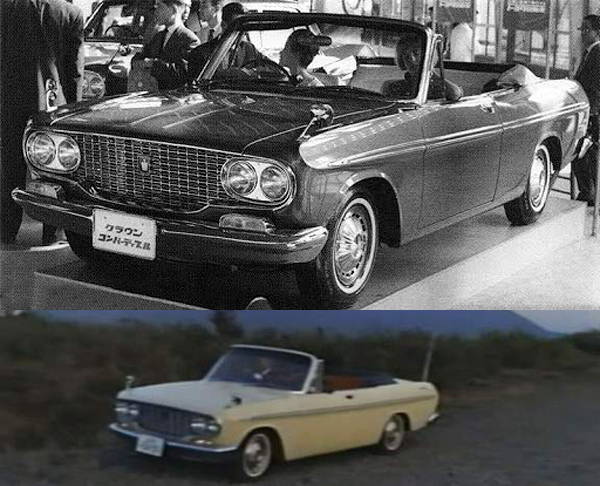 crown convertible
