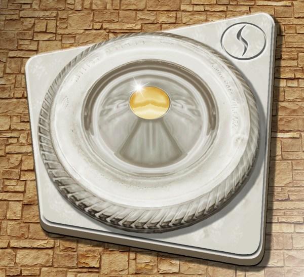 studebaker porcelain 5 post