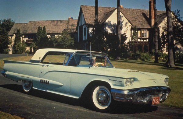 Ford Thunderbird 1958. CN-112140-2
