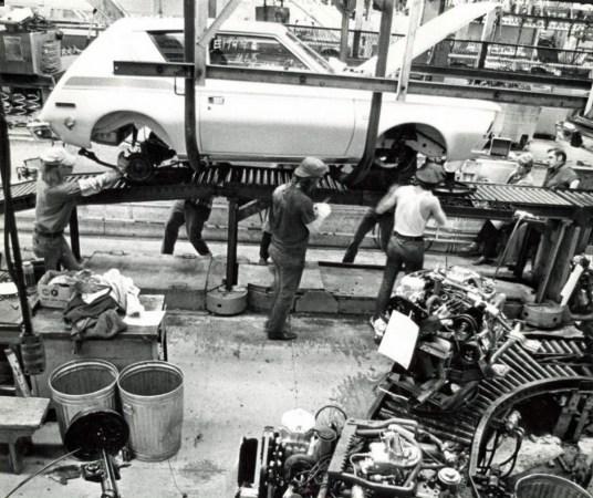 1975 Assembly Line