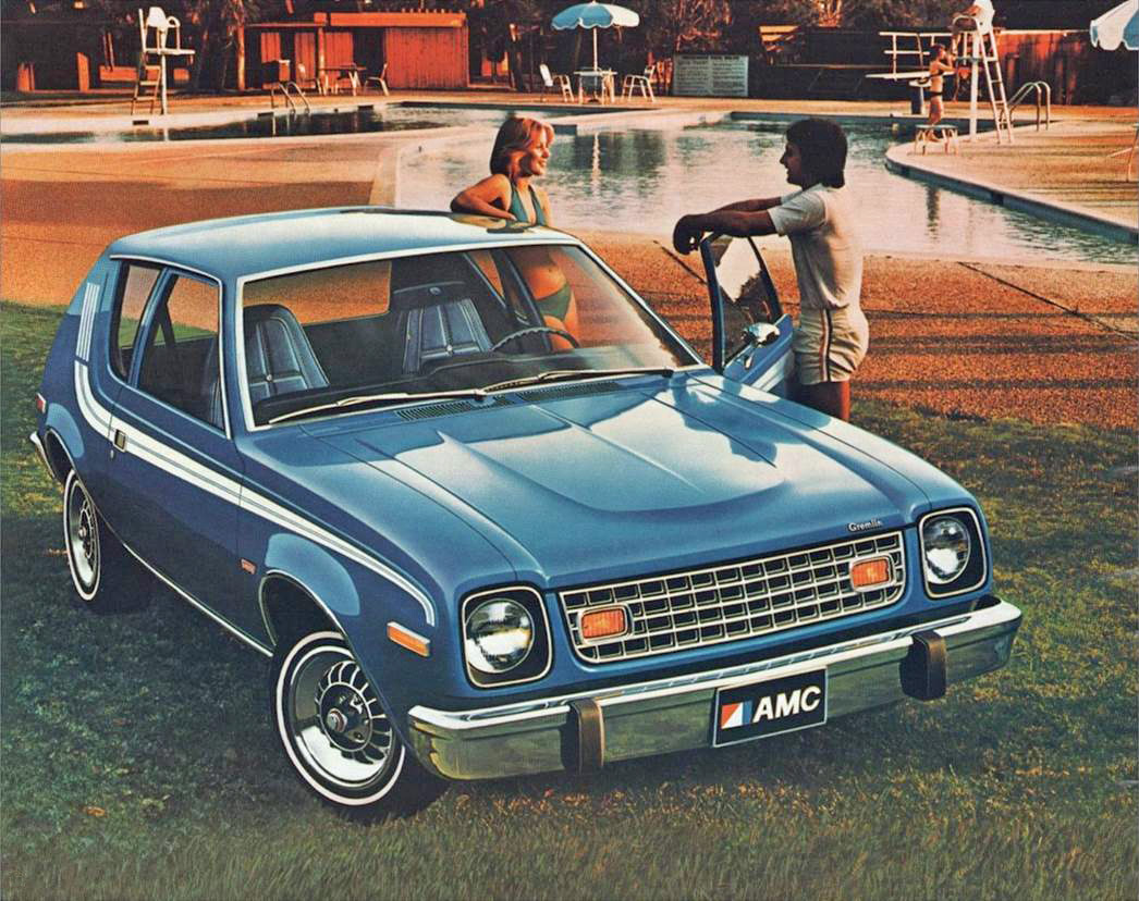1977 Brochure b curbside classic 1977 amc gremlin purposely contentious  at bayanpartner.co