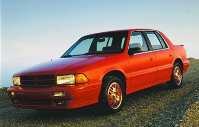 1991 dodge spirit rt
