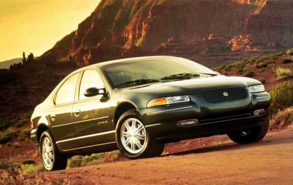 1995 Cirrus sedan