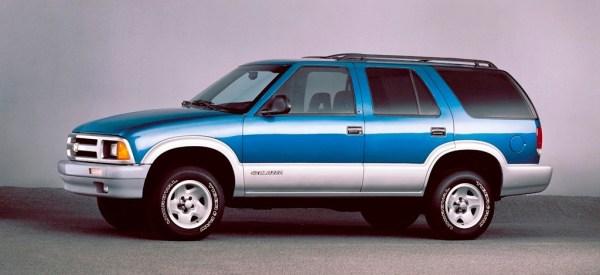 1995 chevy blazer