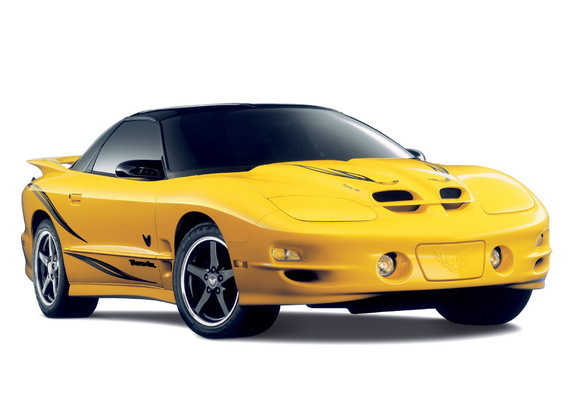 2002 pontiac firebird collector