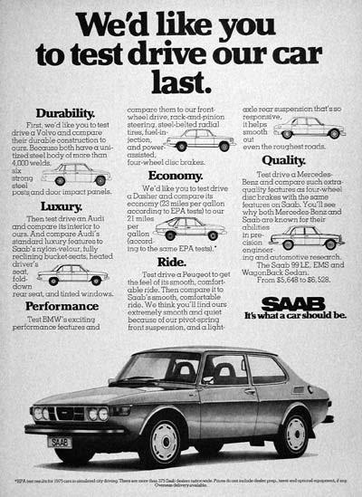 5 - Saab