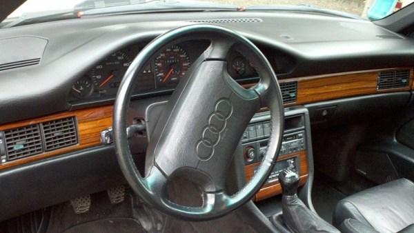 8 - Audi 200 Avant