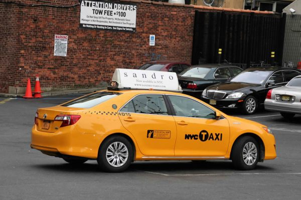 CamryTaxi