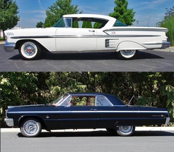 Chevrolet 1958 impala -sport-coupe-ps flip-vert