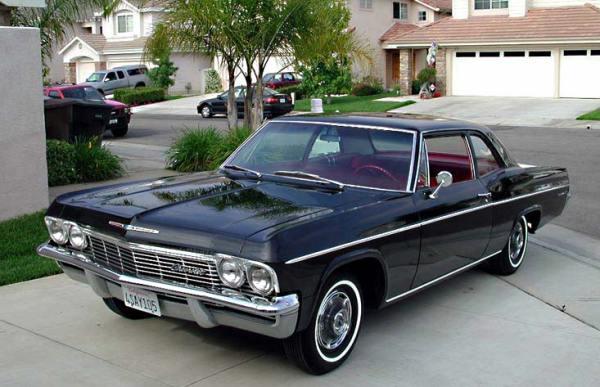 Chevrolet 1965 Bel_Air