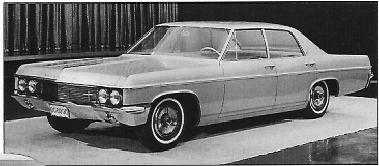 Chevrolet 1965 concept a