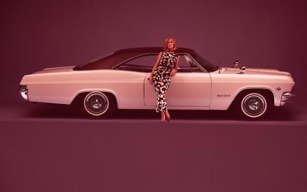 Chevrolet 1965 impala ss ad