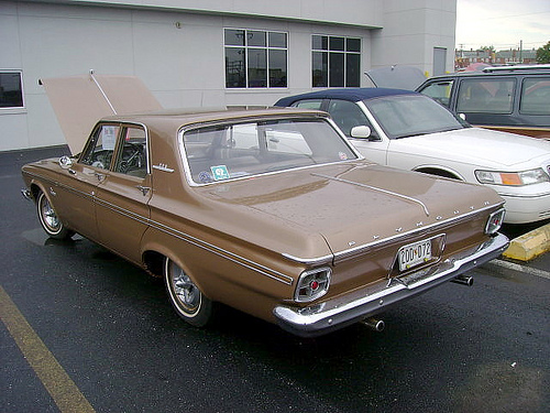 Plymouth 1963 belvedere rq