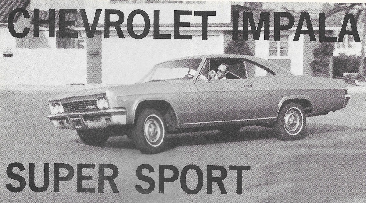 Vintage Review 1966 Chevrolet Impala Super Sport Road Test Bel Air Value Magazine Provides An Owners Perspective