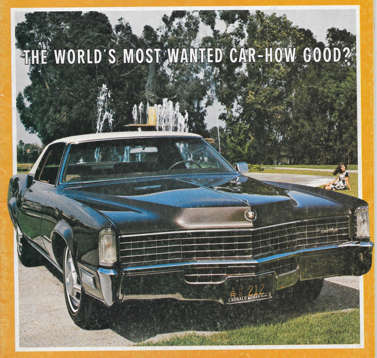 Vintage Reviews And Commentary: 1967-1968 Cadillac Eldorado – The ...