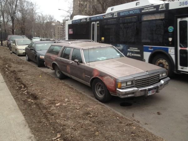 chevrolet caprice wagon 1