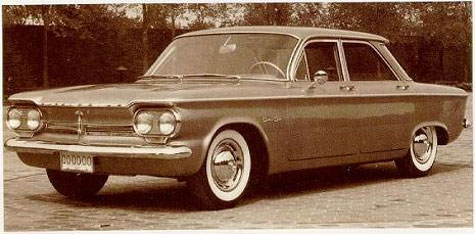 oldsmobile corvair