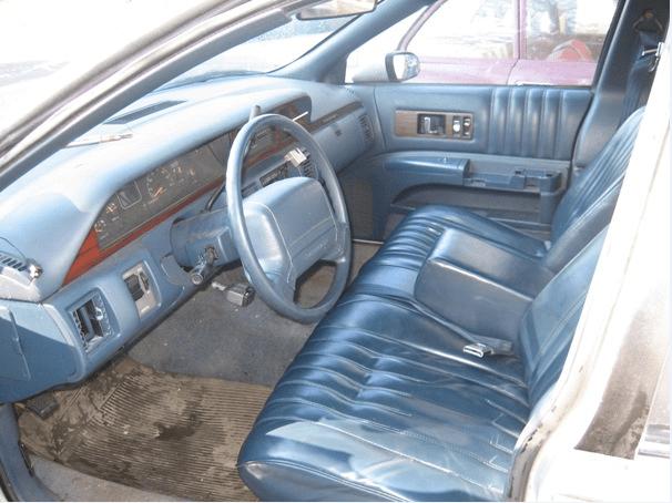 coal 1991 chevrolet caprice 9c1 certified speedo. Black Bedroom Furniture Sets. Home Design Ideas