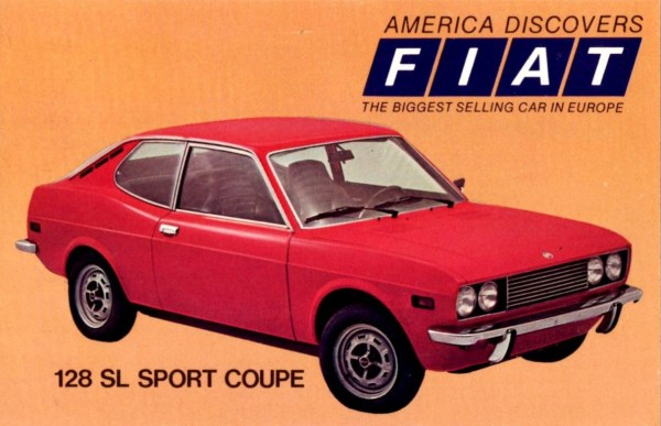 Curbside Classic 1969 1985 Fiat 128 The Fiat We Must Remember