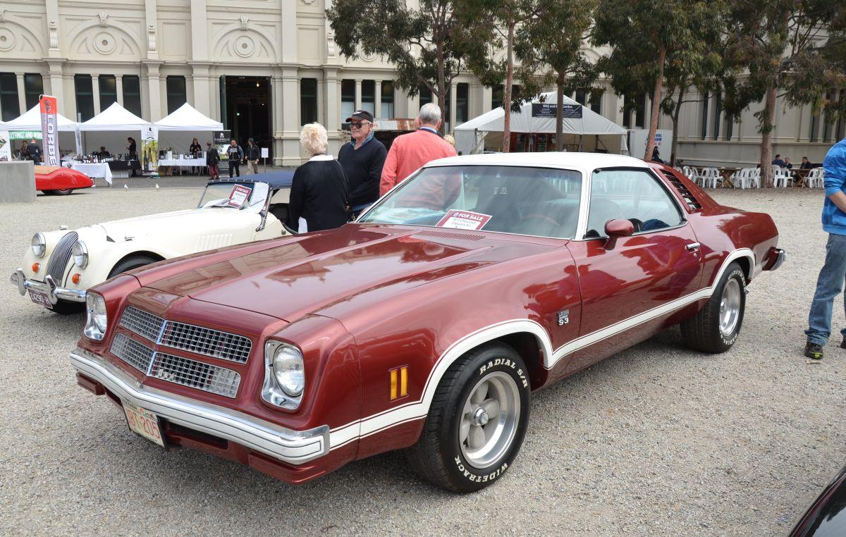 All Chevy 1976 chevy laguna : Car Show Classic: 1975 Chevrolet Laguna S-3