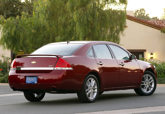 2006 chevrolet impala media 5