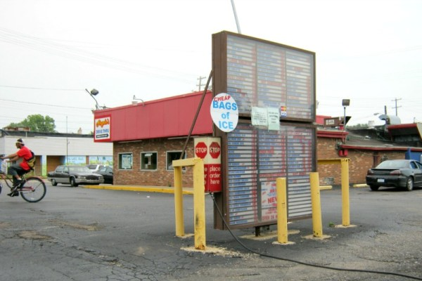 474 - Angelo's Drive Through, Flint CC