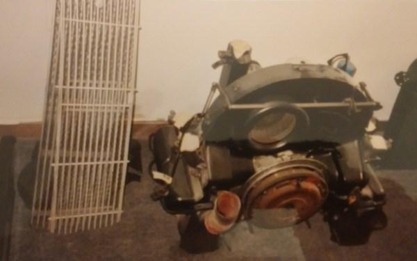 6 - 1968 Porsche 912 engine