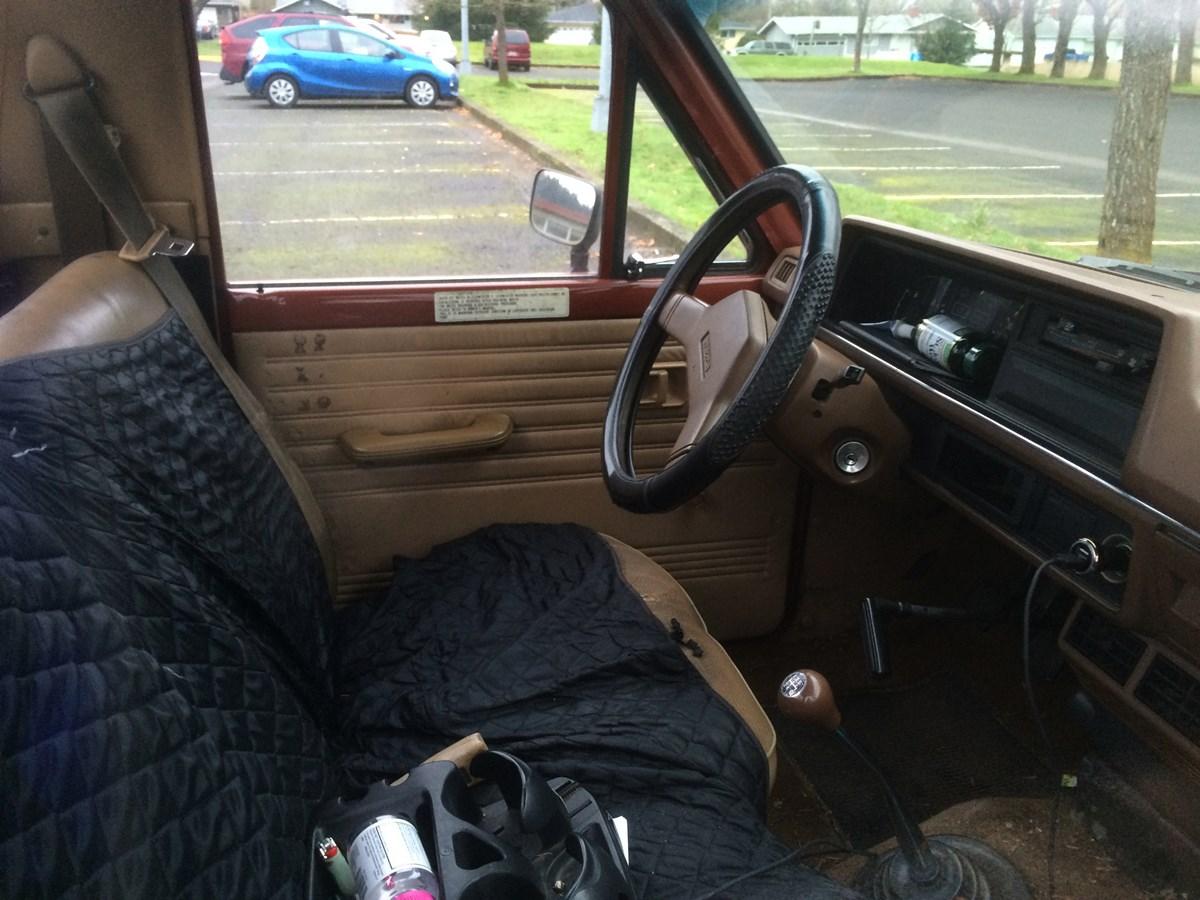 CC Outtake: 1983 Mazda B2200 Diesel – A Veteran Of The Great