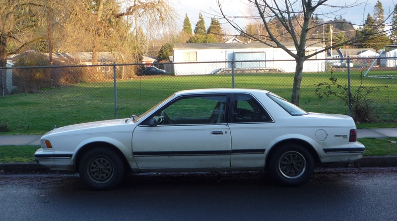 Cc on 1989 Buick Century Limited