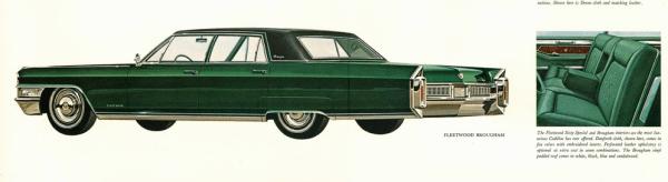 Cadillac 1965 fleetwood brougham