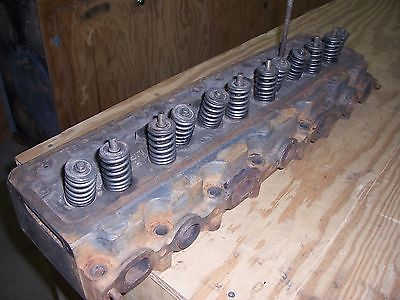 Chevrolet 1952 216 cylinder head