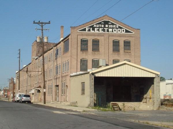 Fleetwood Building 1