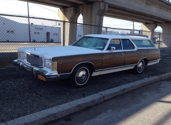 Mercury 1977 Marquis Colony park sfq