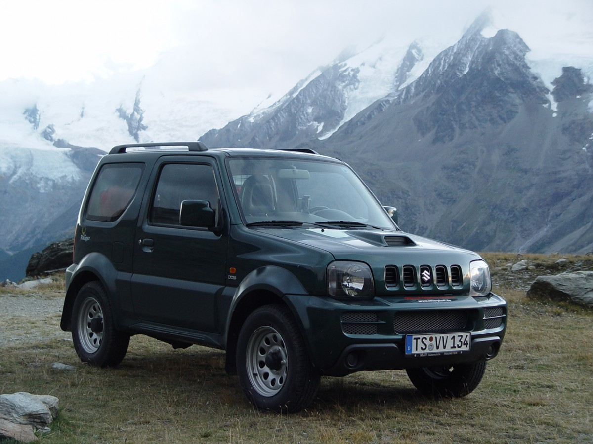 qotd would you buy a new suzuki jimny. Black Bedroom Furniture Sets. Home Design Ideas
