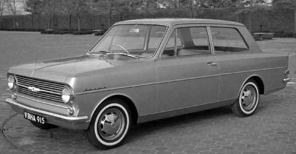 Vauxhall Heron 1963