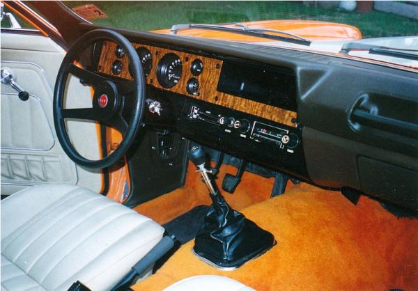 Vega 1973 gt int
