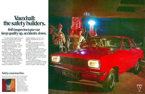 Viva HB ad UK 1969