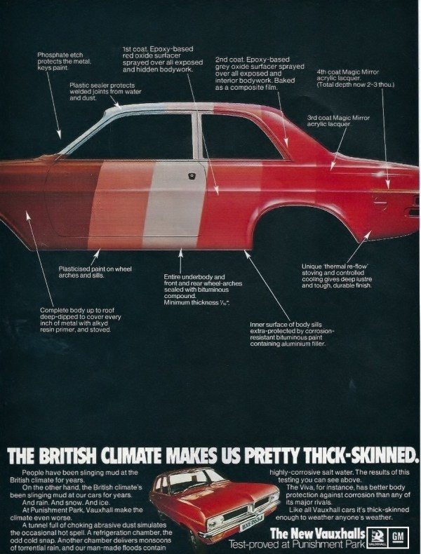 Viva HC ad uk 1971