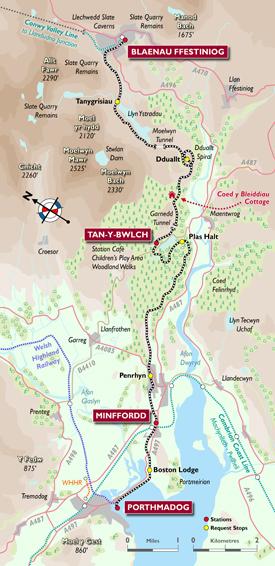 ffestiniog 4 map