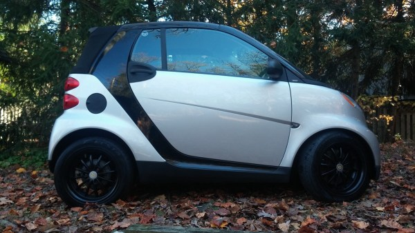 1 - 2008 smart passion cabrio
