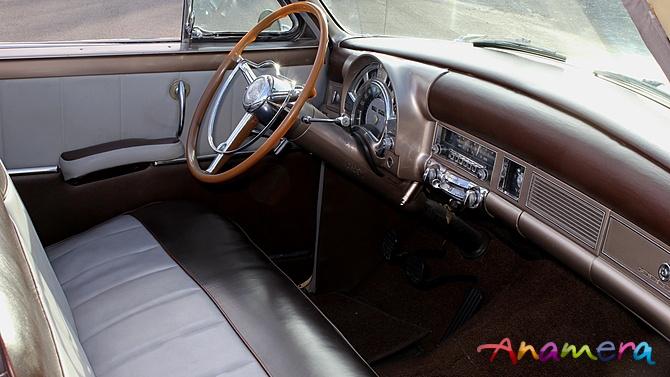 1953 Chrysler Windsor Interior