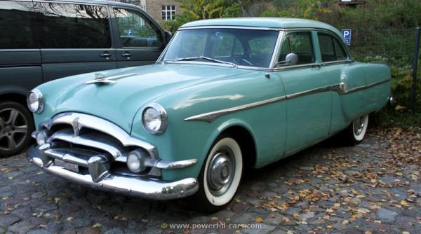 1953 Packard Sedan