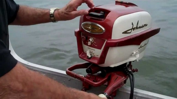 johnson outboard colors  year specific
