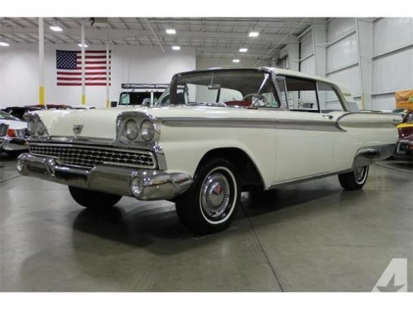 Mother-In-Law's 1959 Galaxie 500