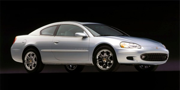2001 Sebring coupe 3:4