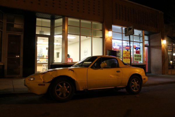203 - Tweety Bird first-generation Mazda MX-5 Miata CC