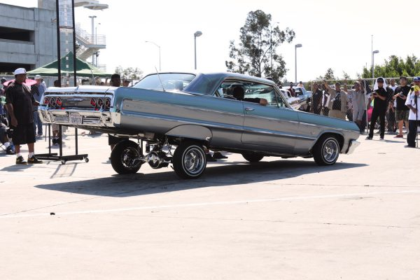 Chevrolet 1964 low rider two