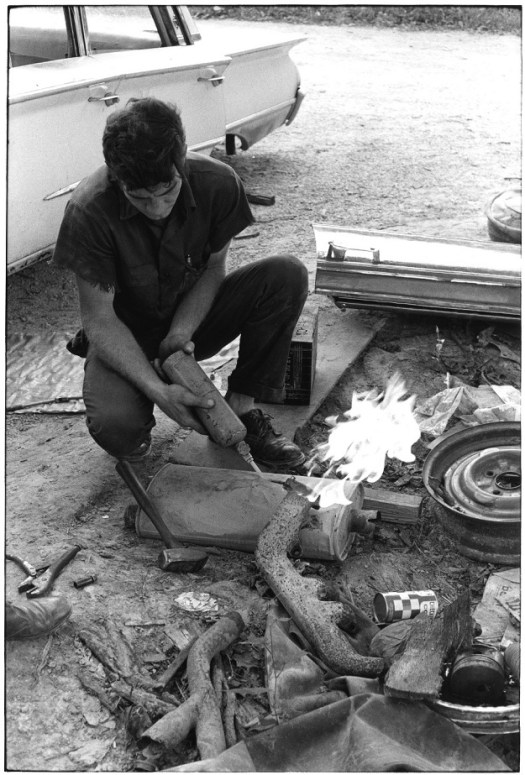 Gedney blowtorch 1972