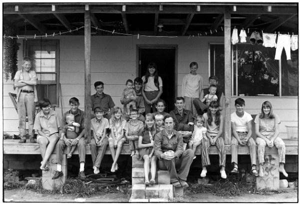 Gedney family 1972